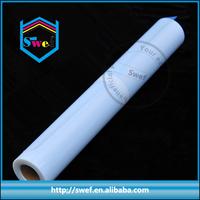 0.1mm thickness waterproof transparent inkjet printing plastic pet film for brazil market