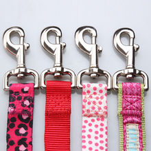 Different size colorful pet leash for dog