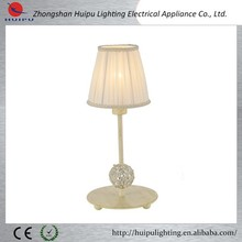 Classical hotel table lamp reading lamp