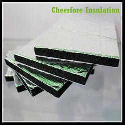 Fire retardant foam insulation board for thermal insulation panels