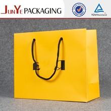 Hot sale logo printed eco friendly custom reusable glossy luxury clothing packaging bag