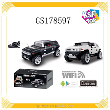 4 Channel RC Car Wifi Controlled Car With Camera