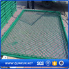 dark green hot-dipped playground chain link fence