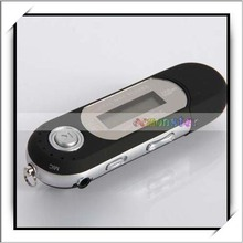 USB 2.0 LCD 16GB MP3 Player With Voice Recorder Function