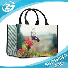 Hot Sales Recyclable PP Woven Shopping Tote