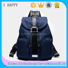 2015 new design cartoon canvas purple elegance backpack Laptop Casual Travel Backpack trolley backpack