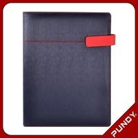 gift pu leather custom made fsc paper a5 a6 notebook