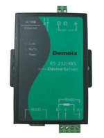 Demeix Serial Device Server, 2 port,RS485 to ethernet,Communication equipment