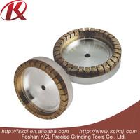 Rough grit diamond grinding wheel bavelloni glass beveling machine