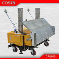 2015 Factory Price Automatic plastering machine/wall painting machine