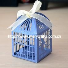 wedding favour bird cages favor boxes , birdcage candy boxes