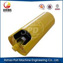 conveyor support trough steel roller