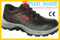 Oil water resistant S1P Working industrial safety boots/leather safety shoes/safety shoes HL-A004
