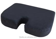Orthopedic Coccyx Skewed Cushion Comfort Foam Seat Cushion