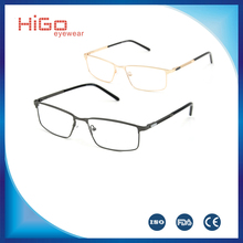 2015 NEW SPORT FRAME METAL EYEWEAR HIGH QUALITY OPTICAL FRAME MEN STAINLESS STEEL SPECTACLE