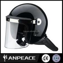 FBK-L02 Anti Riot Helmet(standard style with bigger round visor anchor)