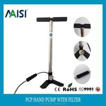 Factory 4500psi Pumpe PC-Pump Rifle PCP Pump Stirrup Pump for Air Gun