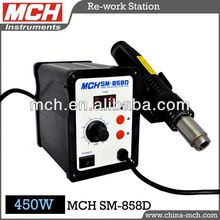 MCH SM-858D Rework Soldering Station digital display 450W