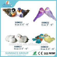 Brand new classic bird diy crafts bird christmas ornament with great price