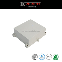 IP65 PC plastic waterproof enclosures with wall mounting