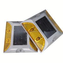 IP68 high brightness reflector aluminum led Solar Road Stud