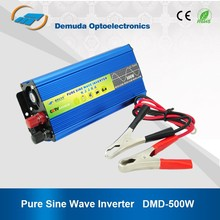 Off grid pure sine wave dc ac 12v 220v 500w solar panel with micro inverter