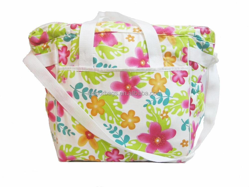 Gros vente chaude mode Durable poignée souple Audlt sac à couches pour bébé