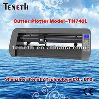 Cutting Plotter Cut Vinyl/Table Plotter 24 inches/Desktop Cutting Plotter with contour cut