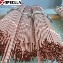 Manufacture copper pipe price per meter from china