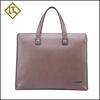 New type portable genuine leather messenger shoulder travel bag