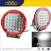 9 inch round 160w 19200lm 12v auto car led driving lights