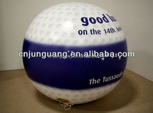 inflatable golf advertising