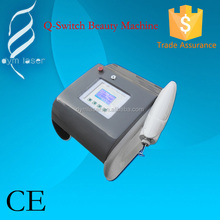 Medical CE Approved Clinical Medical Professional KTP Laser Nd Yag Q Switched Laser Whitening Machine