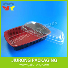disposable plastic container food packaging