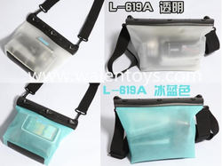 Waterproof Dry Bag For Camera Mobile Phone Pouch Backpack Kayak Military