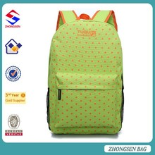 Good Price 600d Polyester Trendy Laptop Backpack With Embroidery