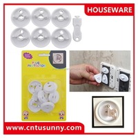 creative designs decorative electric outlet cover for modern house