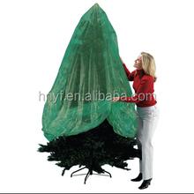 Disposable Plastic Christmas Tree Removal Bag