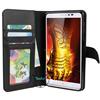 For Lenovo A7000 Leather Case , Wholesale Wallet Flip Cover Case For Lenovo A7000