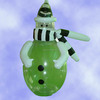 Giant Inflatable Christmas gift,top quality PVC Christmas decorations,lovely Christmas tree