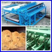 High efficiency straw reed bedding knitting machine with lowest price