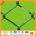 valla de tela metálica en PVC