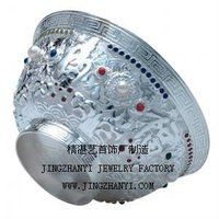 upscale 925 sterling silver bowl/ silver bowl (customized)