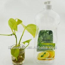 Top quality promotional lemon blue washing detergent