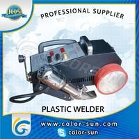 PVC/ PE/ DHPE/ LDPE/ EVA Automatic banner welding machine