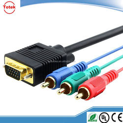 Male to Male RCA to VGA cable