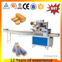 Automatic Bread Packaging Machine Solution