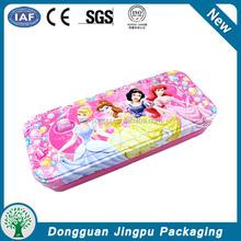 Dongguan wholesale cartoon pencil box/case