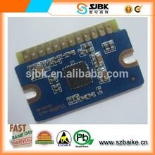 Yl2020 módulo 20 W tipo D amplificador Digital de potencia junta
