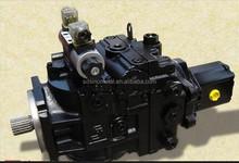 90R55 90R75 90R100 90R130 90R180 90R250 Sauer 90 Series Concrete Mixers and Trucks Main Hydraulic Axial Piston Pumps